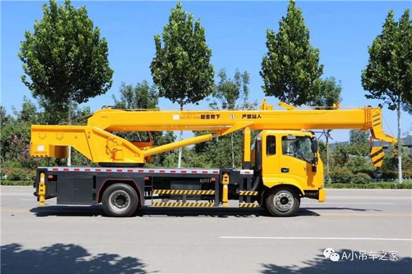唐駿T716噸汽車吊
